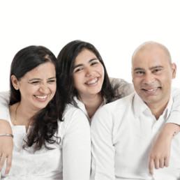 Family Portraits by Priya Goswami