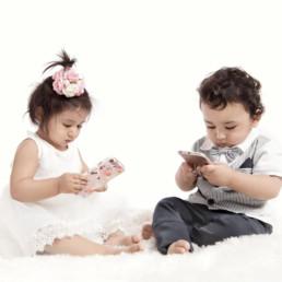 Twin Babies Photo Shoot in Delhi
